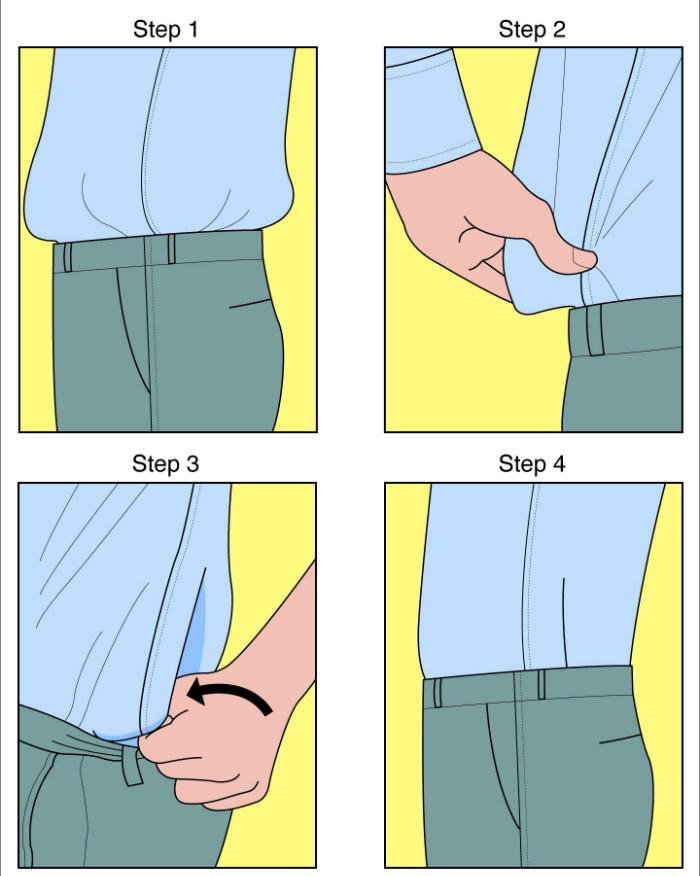 در انتخاب پیراهن مردانه به این نکات مهم توجه داشته باشید