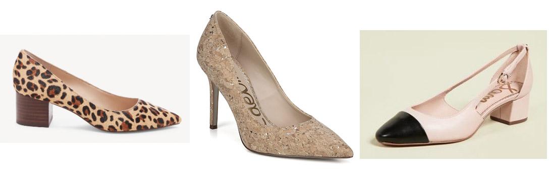 کفش های تابستانی زنانه که میتوانید برای محیط کار هم بپوشید