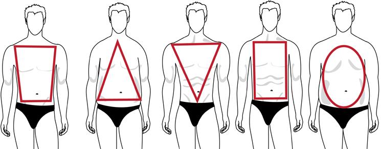 فرم اندام مردانه و نکات مهم و کلیدی درباره آن